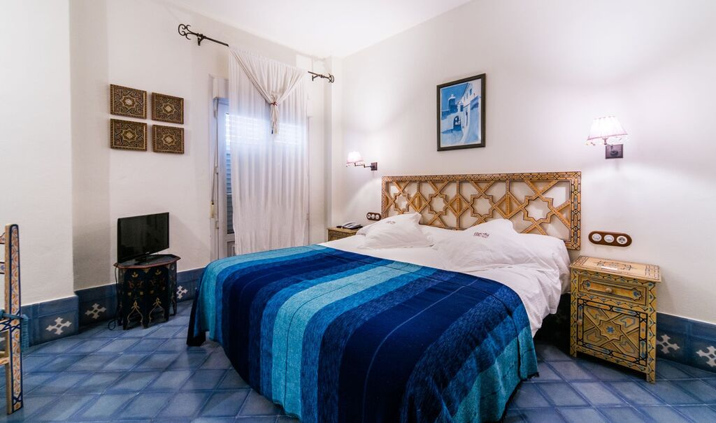 Superior double room with charm
