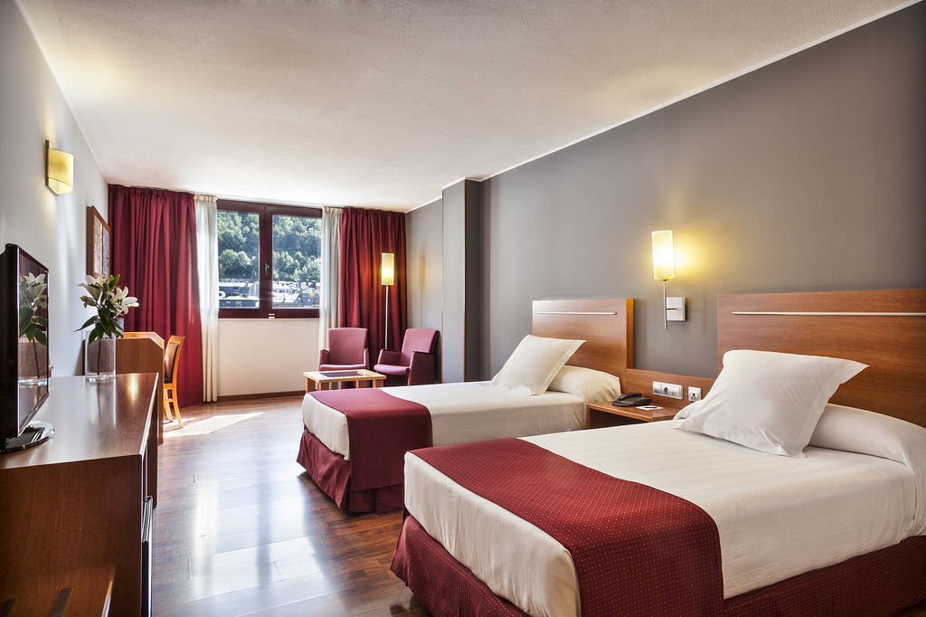 Double Room. Check-in time from 8pm.