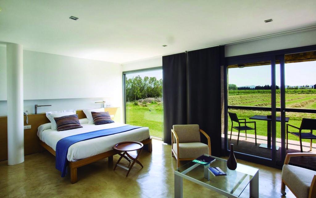 Junior Suite Con Balcón