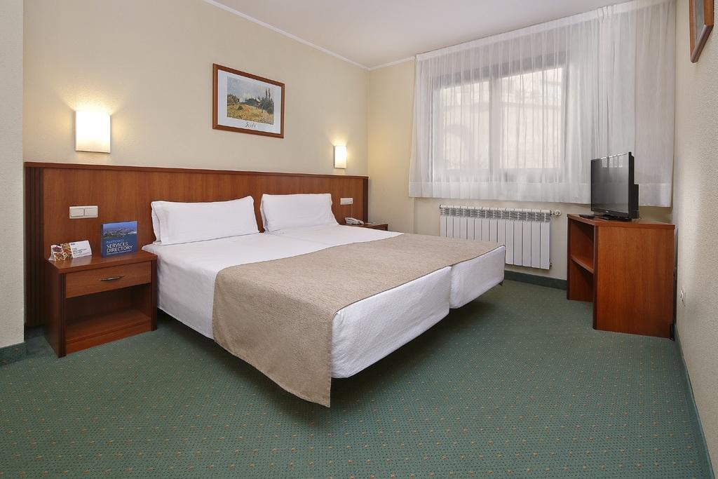 habitació Doble ús individual
