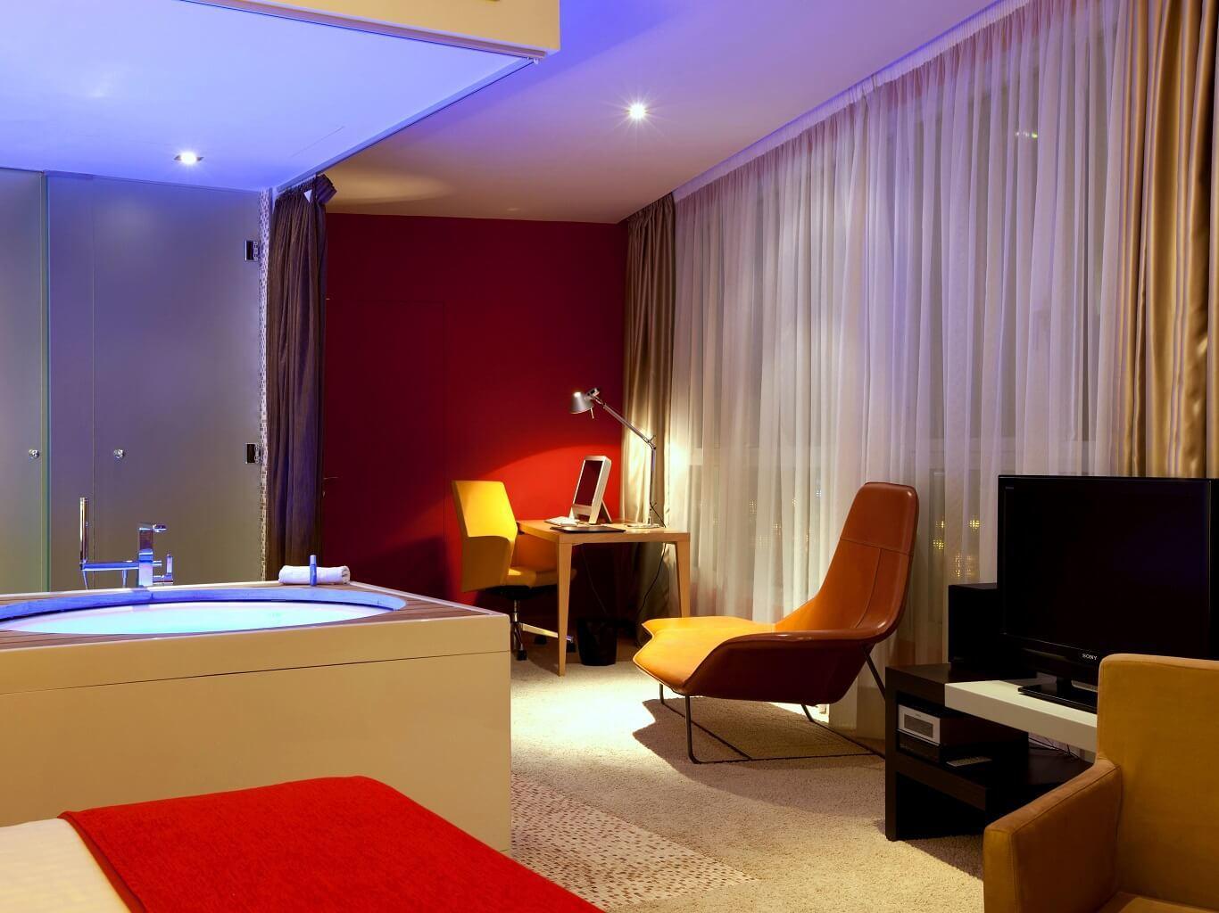 Hotel barcelone jacuzzi dans la chambre perfect hotel - Hotel avec jacuzzi dans la chambre espagne ...