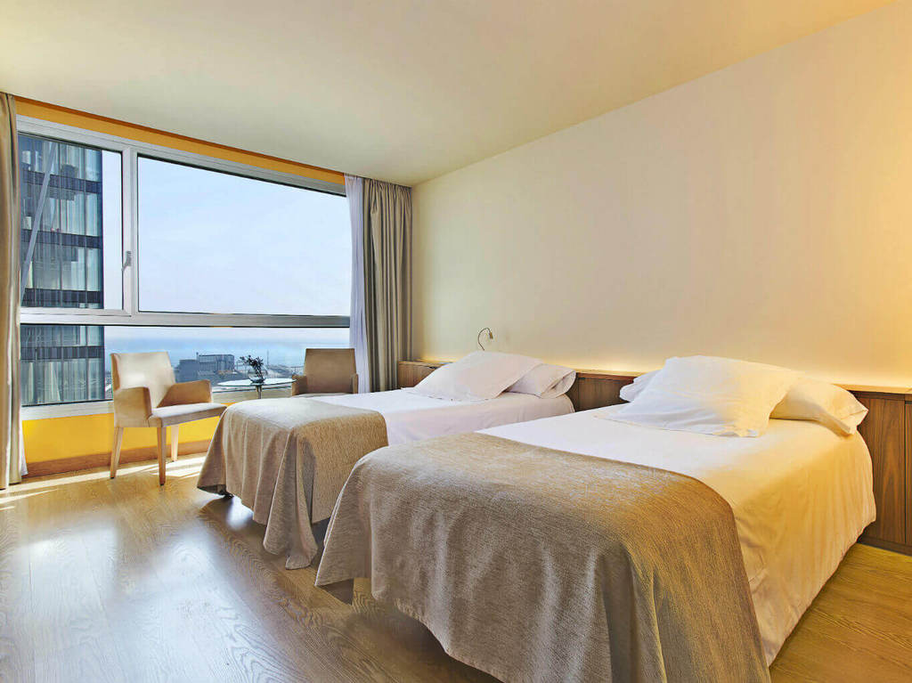 Executive Room with Sea View