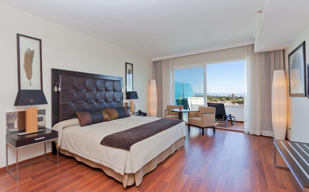 Suite duplex penthouse