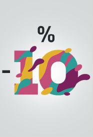 Estancia mínima 3 días - Descuento 10%