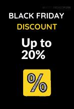 Black Friday Discount
