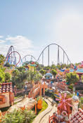 Port Aventura Pack with Tickets for 1 day