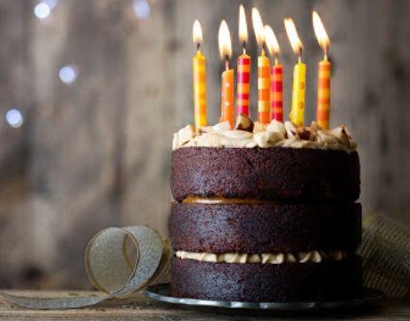 Birthday celebration experience