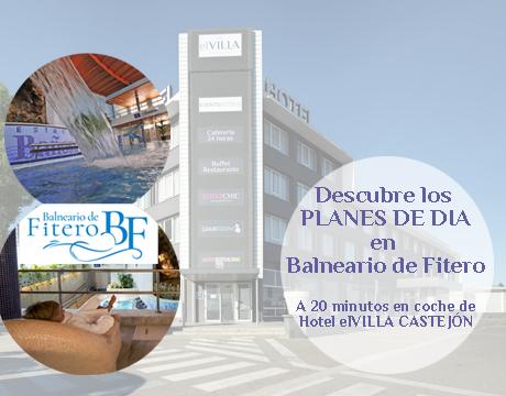 """Experiencia """"Bienestar"""" en Balneario de Fitero"""