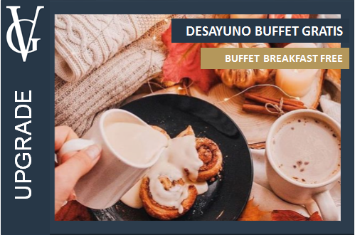 Room and Breakfast Buffet Rate
