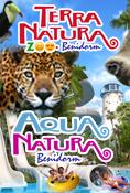 Oferta con entrada gratis a Terra Natura o Aqua Natura