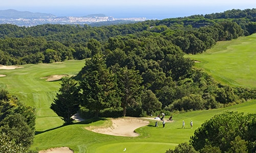 Semaine de Golf 5 Green Fees