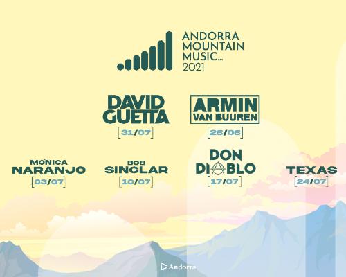 ANDORRA MOUNTAIN MUSIC - ARMIN VAN BUUREN