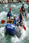 Adventure Package: Hotel + 4x4 and rafting