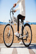 TAO Bike + Estudios Benidorm, a perfect getaway in E-Bike