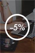 Oferta Especial 5%