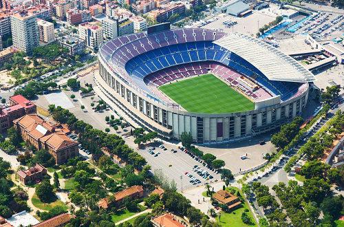 Tour blaugrana FC Barcelona