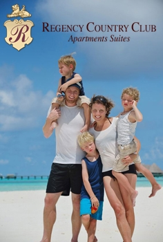 "FAMILY SPECIAL PACKAGE ""Siam Park"""