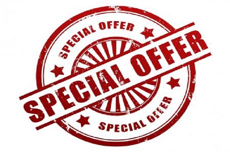 Special Web Offer