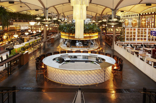 Gastronomic experience at 'El Nacional'