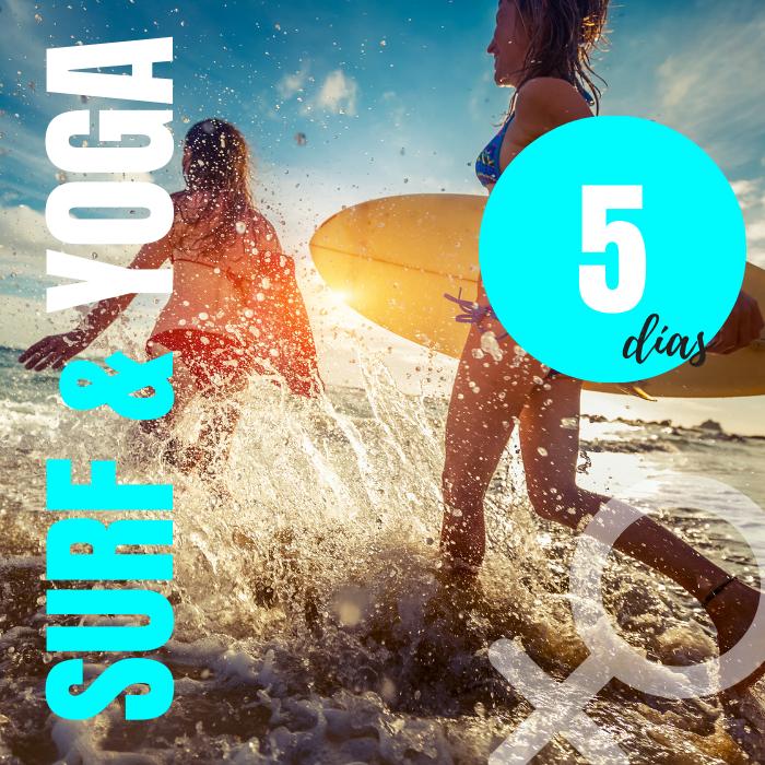 WOMEN: 5 DAYS FUERTEVENTURA SURF ADVENTURE