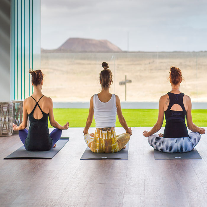 YOGA RETREAT IN FUERTEVENTURA