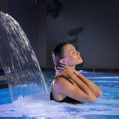 Wellness Promotion: Room and Spa Access