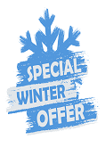 ***WINTER OFFER*** from 02/08/19 to 03/10/19