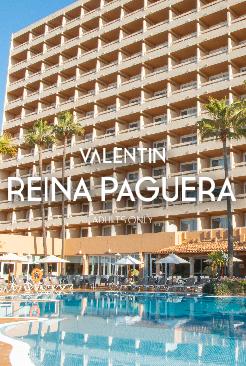 Eröffnungsangebot Juli Valentin Reina Paguera