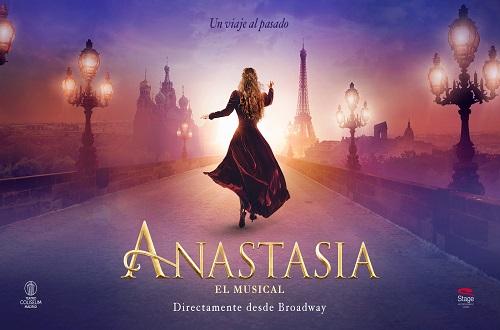 Paquete Anastasia con entrada incluida en Platea Preferente