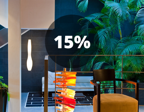 -15% Early Booking