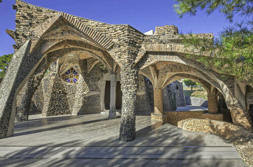 On gaudi´s Trail