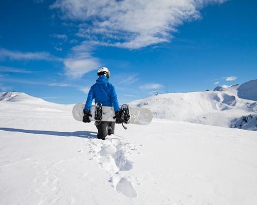 Apartment + ski pass