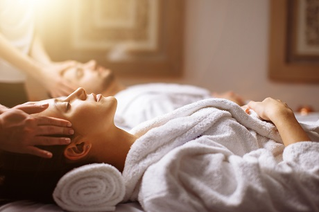 Special Offer Valentine + Spa Experience