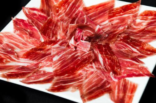 Degustació ibèrica a Les Rambles