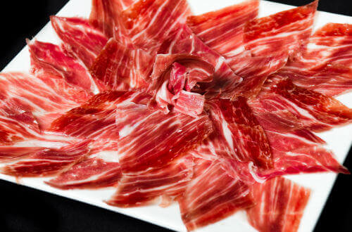 Iberian tasting trip on the Ramblas