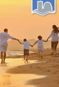 FAMILY GETAWAY FOR 2 ADULT AND 1 OR 2 KIDS