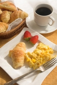 50% discount on breakfast buffet